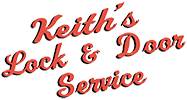 Keith's Lock & Door Service Logo